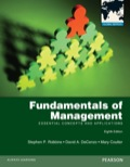 Fundamentals of Management: Global Edition