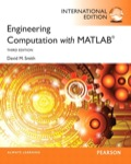 Engineering Computation with MATLAB: International Edition