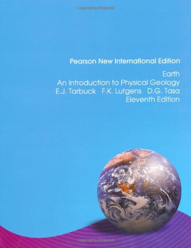 Earth: Pearson New International Edition
