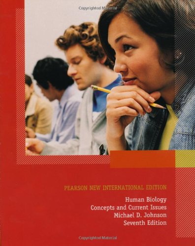 Human Biology: Pearson New International Edition
