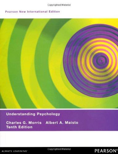 Understanding Psychology: Pearson New International Edition
