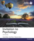 Invitation to Psychology, Global Edition