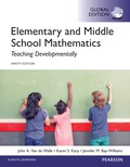 Elementary and Middle School Mathematics: Teaching Developmentally, Global Edition