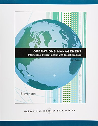 Operations Management with Student DVD