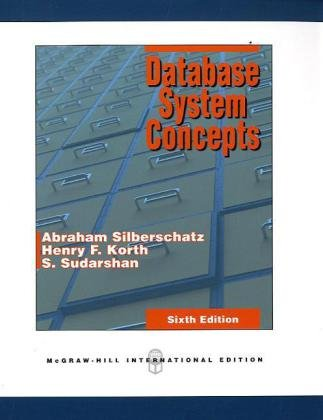 Database System Concepts (Int l Ed)