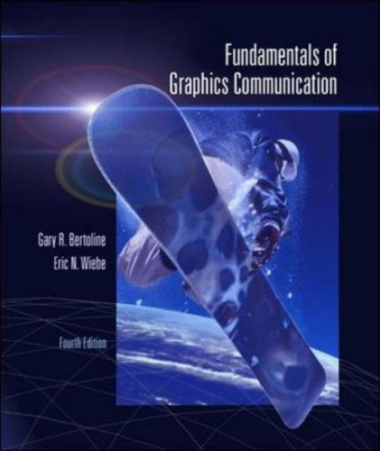 Fundamentals of Graphics Communication: WITH Olc AND Engineering Sub Bi-Cards (Mcgraw-Hill Graphics Series)