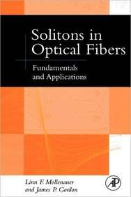 Solitons In Optical Fibers 1St Edition