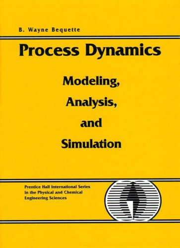 Process Dynamics [With Cd-Rom]