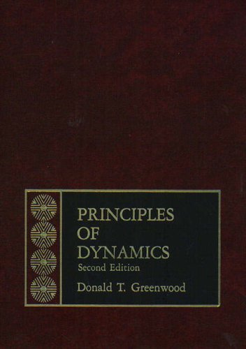 Principles of Dynamics (2nd Edition)