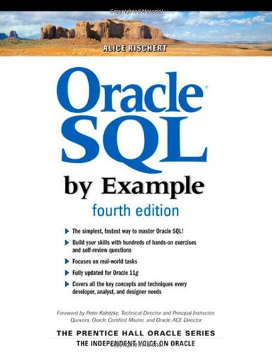 Oracle SQL by Example (Prentice Hall PTR Oracle)