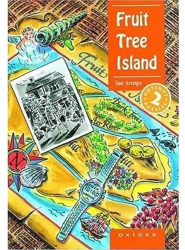 Hotshot Puzzles: Level 2: 300 Headwords: Fruit Tree Island: Fruit Tree Island Level 2 (Hotshots)