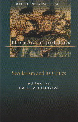 Secularism and Its Critics (Themes in Politics)