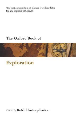 The Oxford Book Of Exploration (Oxford Books Of Prose Verse)