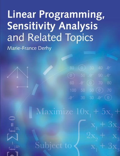 Linear Programming, Sensitivity Analysis and Related Topics