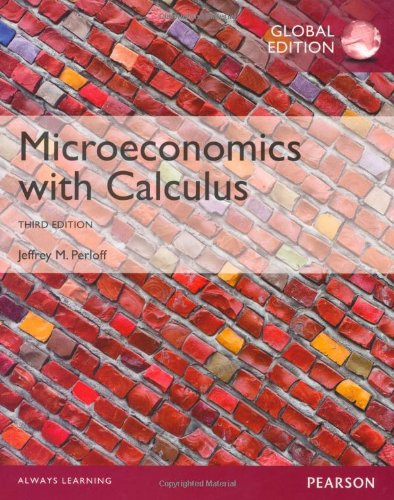 Microeconomics with Calculus