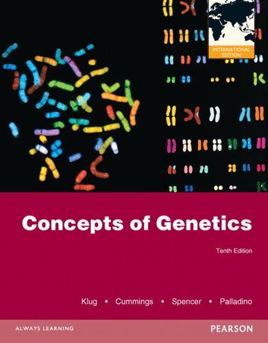 Concepts of Genetics Plus MasteringGenetics with eText -- Access Card Package:International Edition