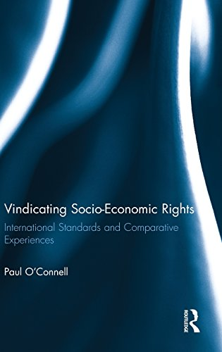 Vindicating Socio-Economic Rights: International Standards and Comparative Experiences (Routledge Research in Human Rights Law)