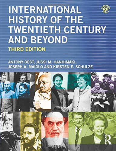 International History of the Twentieth Century and Beyond