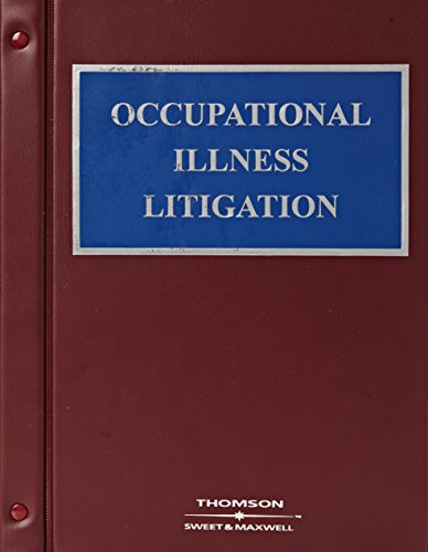 Occupational Illness Litigation