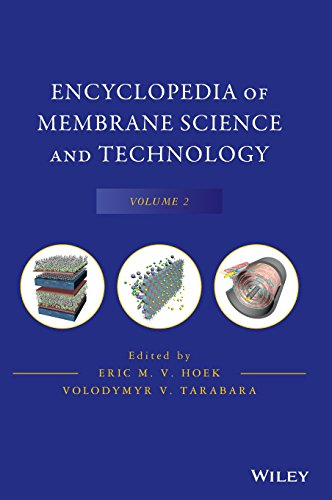 Encyclopedia of Membrane Science and Technology: v. 2