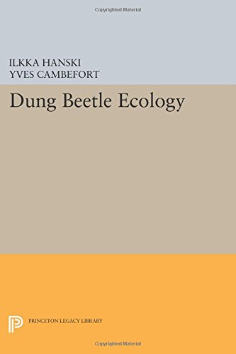 Dung Beetle Ecology (Princeton Legacy Library)
