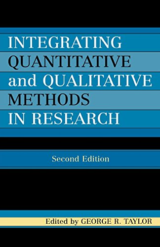 Integrating Quantitative and Qualitative Methods in Research, Second Edition