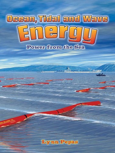 Ocean, Tidal, and Wave Energy: Power from the Sea (Energy Revolution)