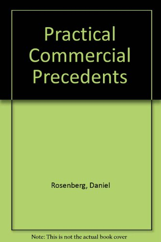 Practical Commercial Precedents