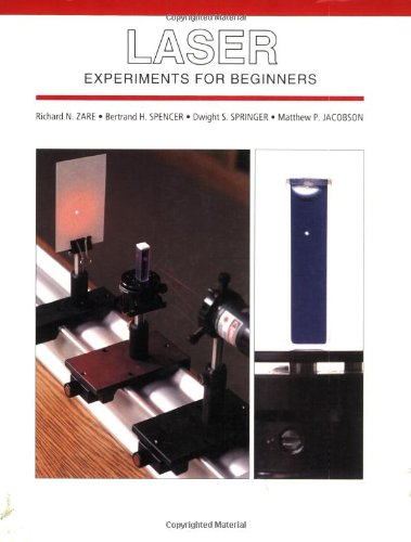 Laser Experiments For Beginners