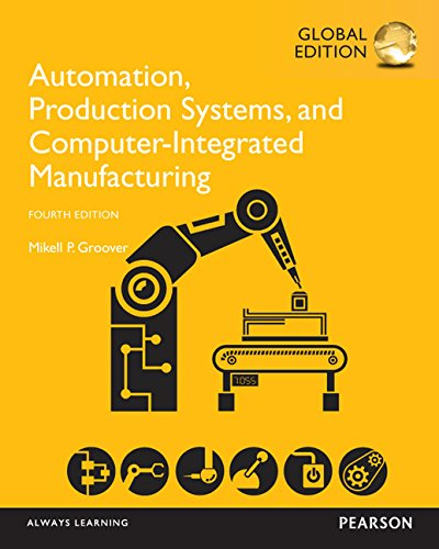AUTOMATION, PRODUCTION SYSTEMS, AND COMPUTER: INTEGRATED MANUFACTURING, 4TH EDITION
