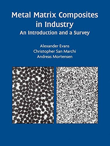 Metal Matrix Composites in Industry: An Introduction and a Survey