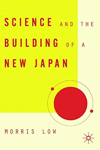 Science and the Building of a New Japan (Studies of the East Asian Institute, Columbia University)