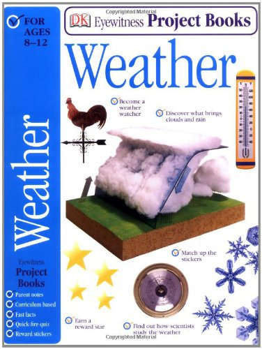 Weather (Eyewitness Project Books)