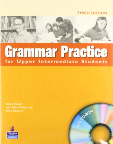 Grammar Practice Upper Intermediate Book and CD-ROM (no Key)