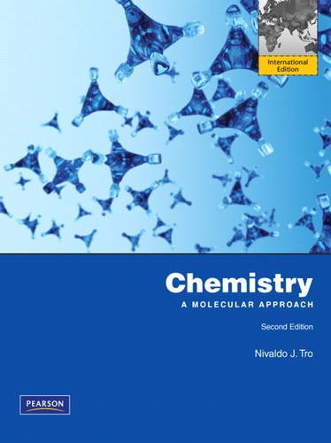 Chemistry: A Molecular Approach with Mastering Chemistry Student Access Kit