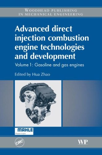 Advanced Direct Injection Combustion Engine Technologies and Development: Gasoline and Gas Engines, Volume 1