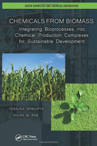 Chemicals from Biomass: Integrating Bioprocesses into Chemical Production Complexes for Sustainable Development (Green Chemistry and Chemical Engineering)