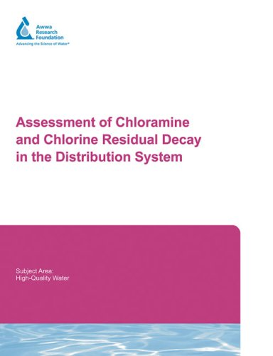 Assessment of Chloramine and Chlorine Residual Decay in the Distribution System