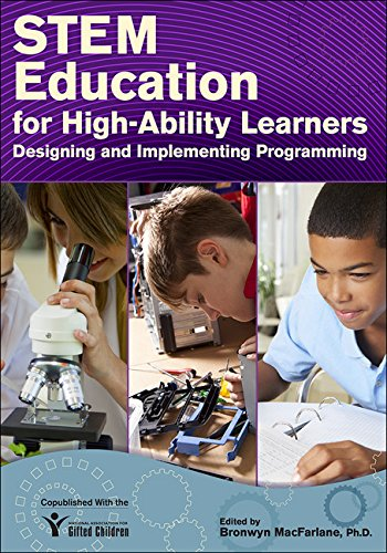 Stem Education for High-Ability Learners: Designing and Implementing Programming