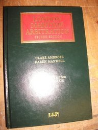 London Maritime Arbitration (Lloyd s Shipping Law Library)