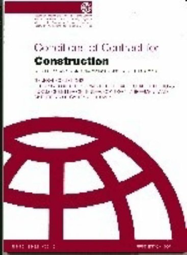 FIDIC Conditions of Contract for Construction: First Edition (Red)