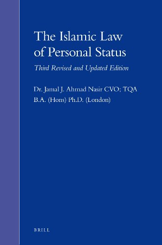 The Islamic Law of Personal Status: Third Revised and Updated Edition