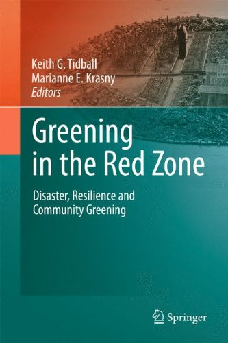 Greening in the Red Zone: Disaster, Resilience and Community Greening
