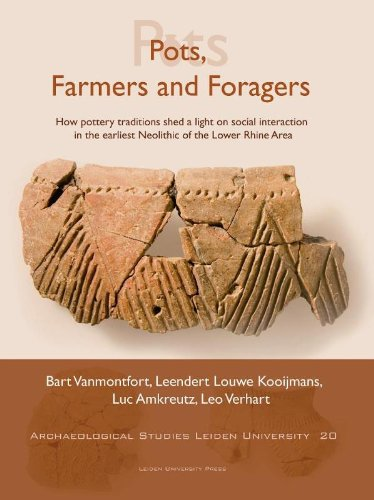 Pots, Farmers and Foragers: How pottery traditions shed a light on social interaction in the earliest Neolithic of the Lower Rhine Area (Archaeological Studies Leiden University)
