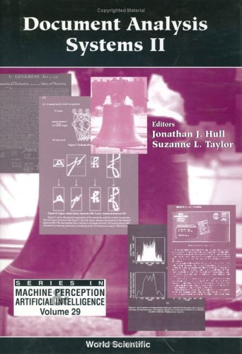 Document Analysis Systems II (Machine Perception & Artificial Intelligence) (Series in Machine Perception and Artificial Intelligence)
