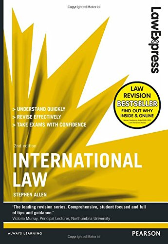 Law Express: International Law 2nd edn