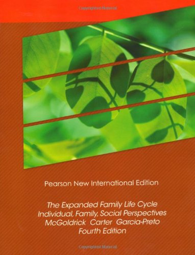 Expanded Family Life Cycle, The: Pearson New International Edition
