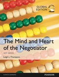 The Mind and Heart of the Negotiator, Global Edition