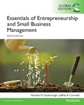 Essentials of Entrepreneurship and Small Business Management, Global Edition