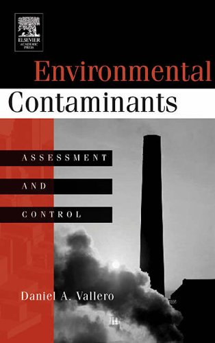 Environmental Contaminants: Assessment and Control